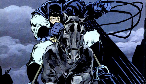 New Clip from The Dark Knight Returns: Part One