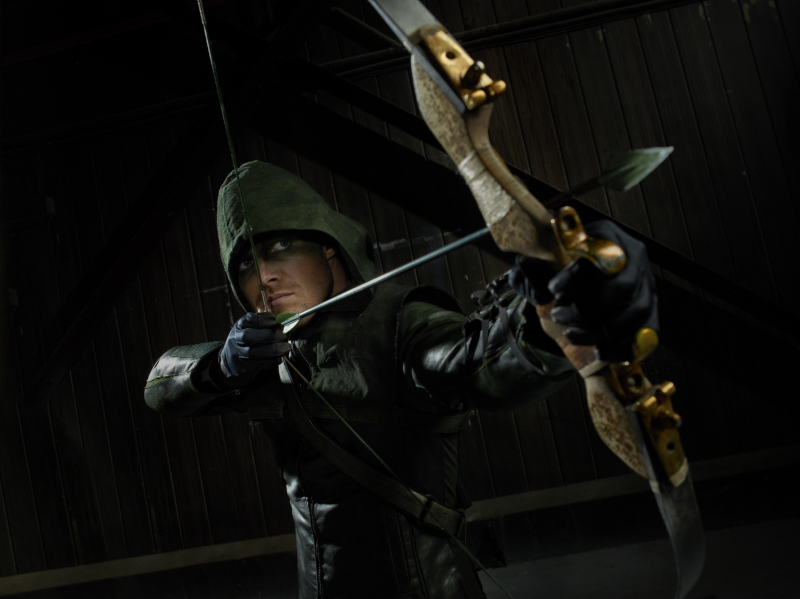 The CW's 'Arrow' will feature an Oliver Queen who is not afraid to cross the line!