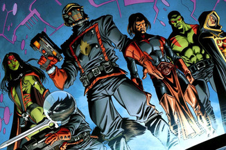 Guardians of the Galaxy gets a writer!