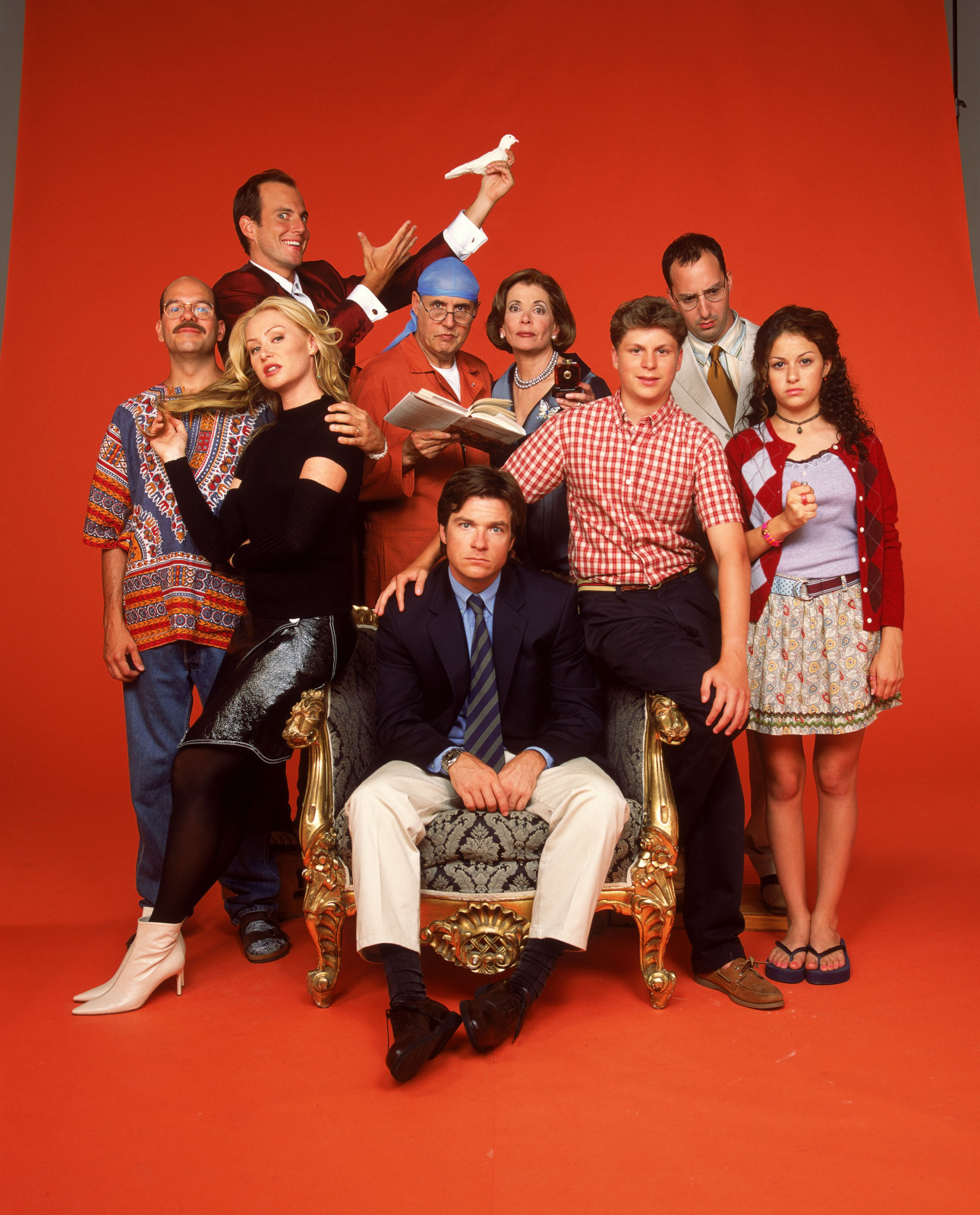 Arrested Development starts filming new season TOMORROW! Netflix to air episodes 2013