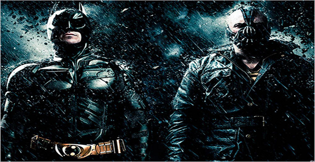 """""""I don't understand what you're saying!"""" Bane 7 Years later."""