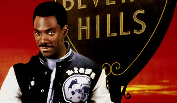 The Return of Axel Foley: Eddie Murphy's pitching a Beverly Hills Cop TV show with 'Shield' creator Shawn Ryan