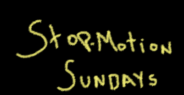Stop-Motion Sundays 081212