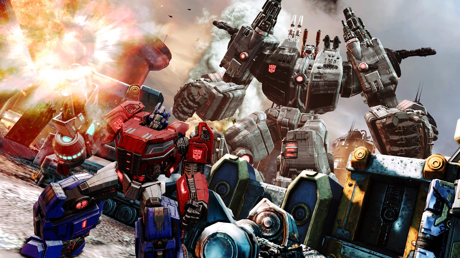 Transformers: Fall of Cybertron Reveiw