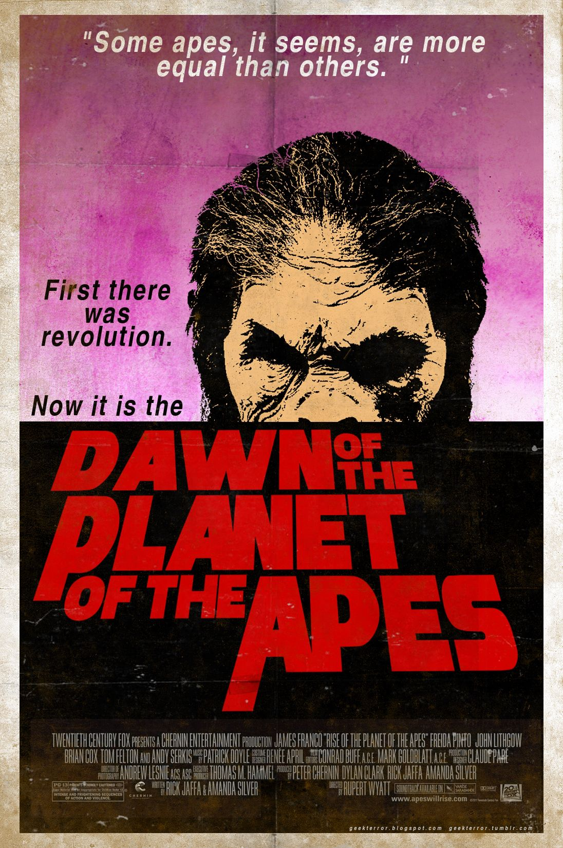Dawn of the Planet of the Apes gets a director in Mattew Reeves