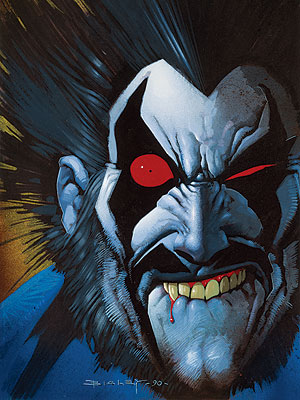 """Justice League Movie Rumor #4567: """"The Main Man"""" Lobo may be showing up"""