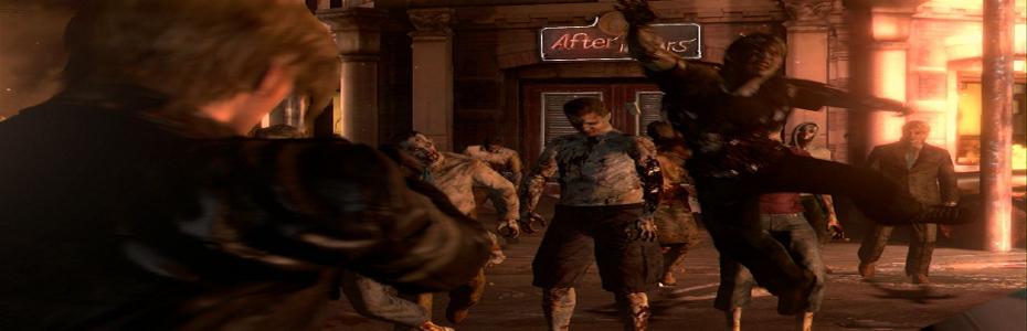 Resident Evil 6 rant by Mozeus