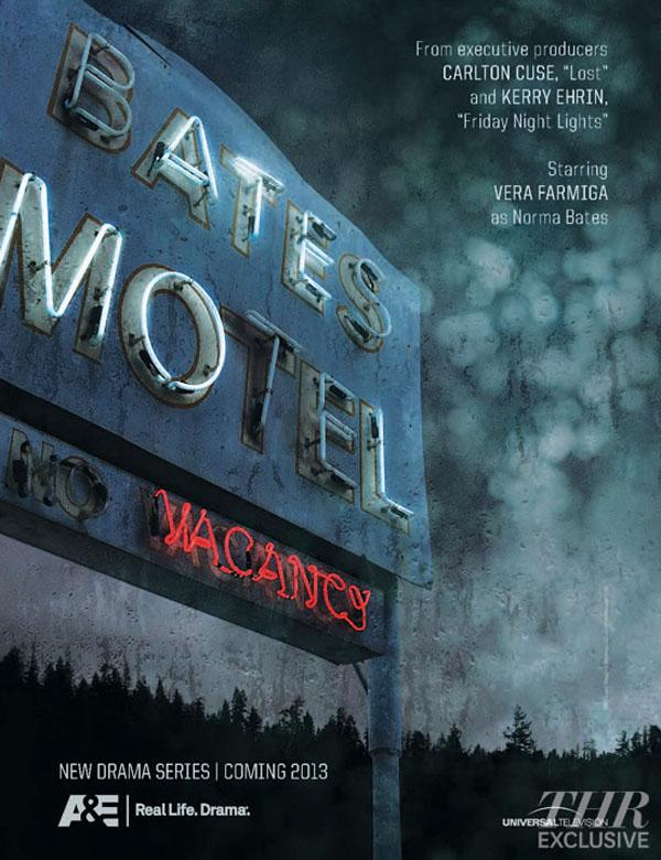 Bates Motel casting updates- Keegan Connor Tracey and Richard Harmon