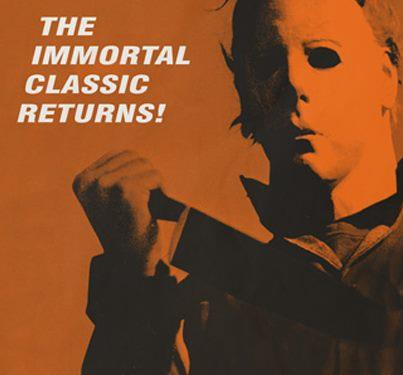 John Carpenter's Halloween to be re-released this October, and here's the trailer!