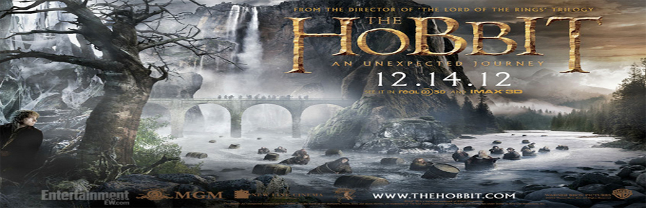 The Hobbit: An Unexpected Journey 13-minute preview!
