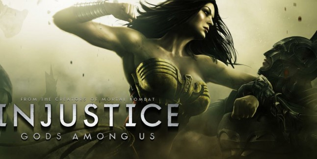 'DC's Injustice: Gods Among Us' Video Onslaught