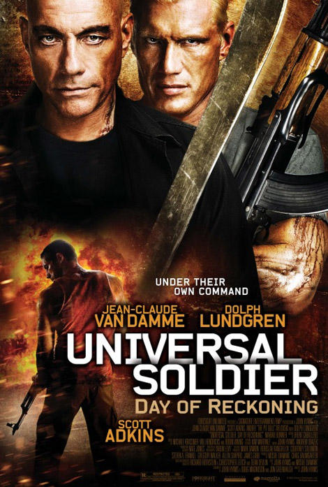 Universal Soldier: Reckoning trailer and synopsis- VanDamme is Back?