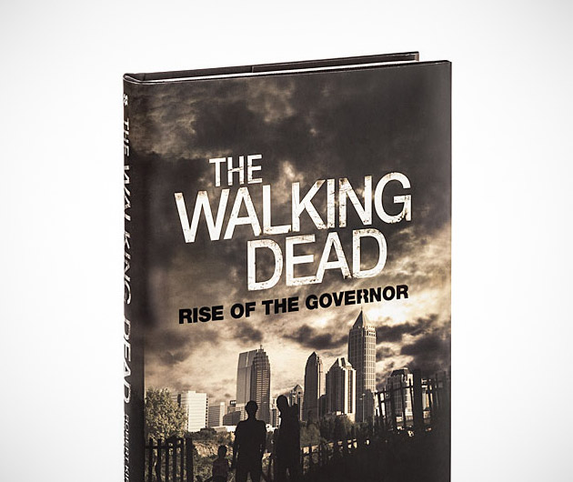 """Walking Dead book """"Rise of the Governor"""" gets reviewed by The CheriMonster"""