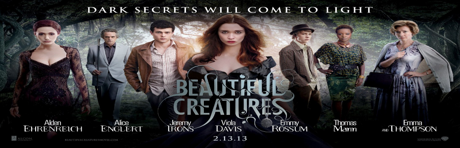 Beautiful Creatures gives us a new whimsical, witchy trailer!