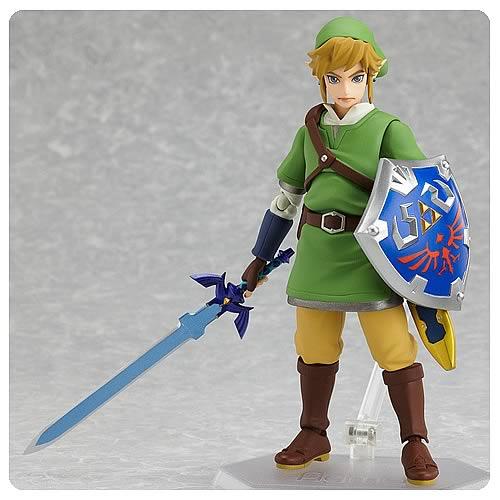 The Legend of Zelda action figure we've all been waiting for!