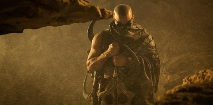 Riddick gets a September release date and set for IMAX