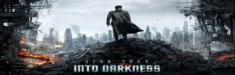 Star Trek Into Darkness Motion Poster and Behind-the-scenes featurette