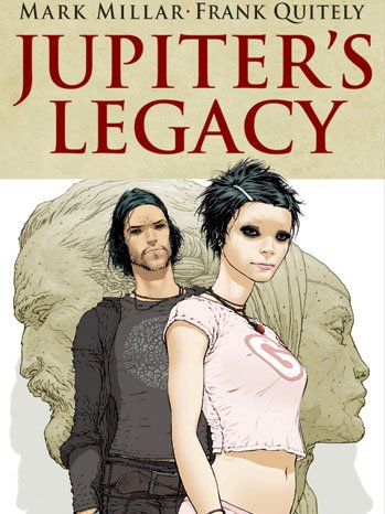 Jupiter's Legacy by Frank Miller and Frank Quitely. A preview from the latest MillarWorld hit series!!!
