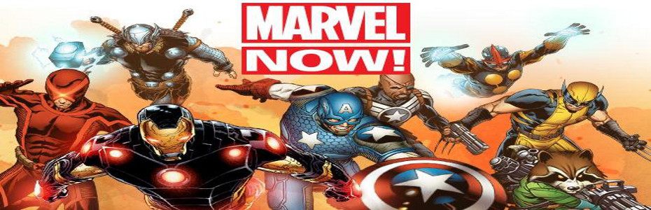 Marvel Comics and Marvel NOW! Updates: X-Men, Guardians of the Galaxy, Age of Ultron, and Thanos Rising