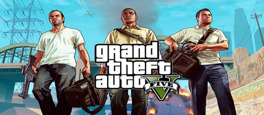 Grand Theft Auto V- newest trailer shows new footage and more mayhem!