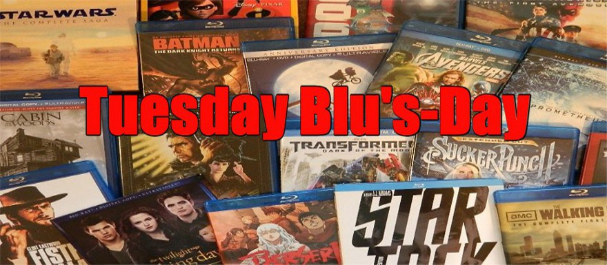 TUESDAY BLU'S DAY – NEW RELEASES ON BLU-RAY 6/19/18