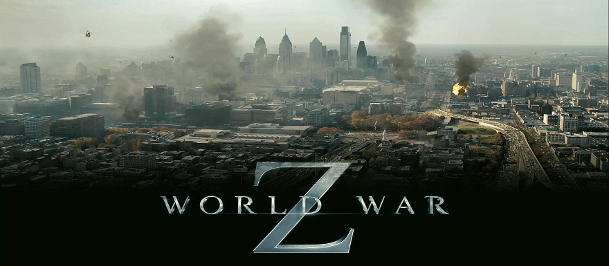 World War Z- the Brad Pitt zombie-flick gives us an epic trailer and poster!