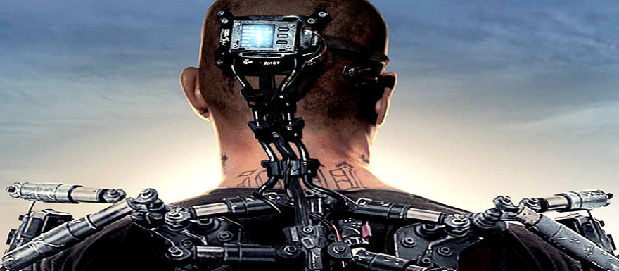 Elysium- Official Trailer from Neill Blomkamp, starring Matt Damon and Sharlto Copley