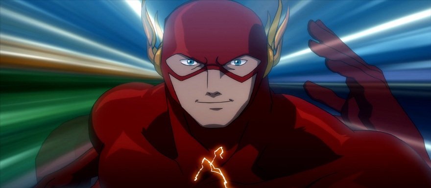 Justice League The FlashPoint Paradox isn't coming out until the end of the month, but here's a clip and 2 stills!