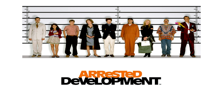 Arrested Development- first clip, some pics, and posters from Season 4!
