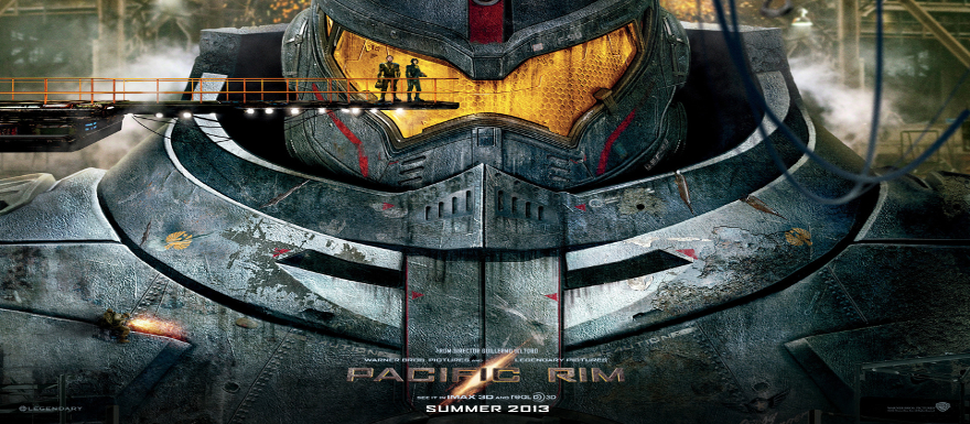Pacific Rim news- Design your own Jaegar, a PacRim comic, and new toys!