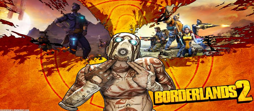 Borderlands 2 DLC: Tiny Tina's Assault on Dragon Keep and Krieg the Psycho Bandit DLC