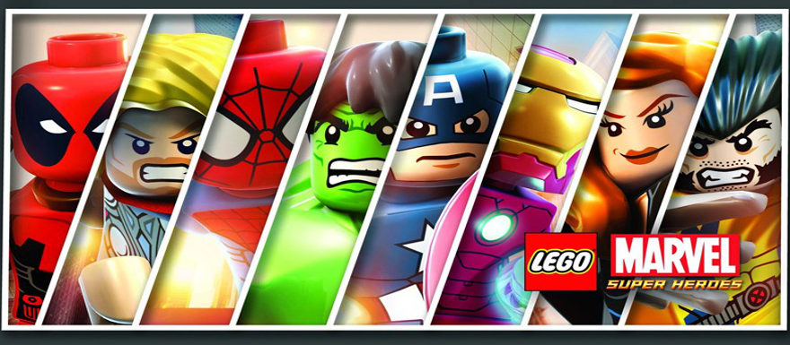 LEGO Marvel Superheroes the Video Game get some new screenshots from the Asgard level!