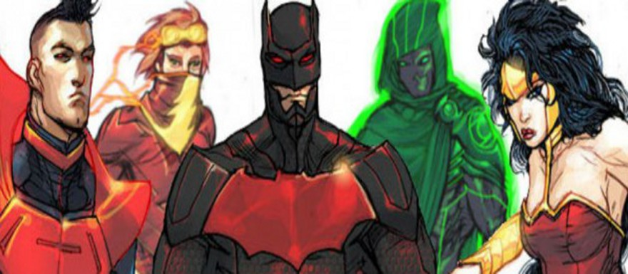 Justice League 3000 creative team J.M. DeMatteis and Keith Giffen talk about the brave new title!