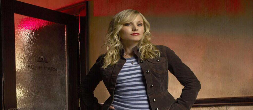 Veronica Mars- first image of Kristen Bell from upcoming film!