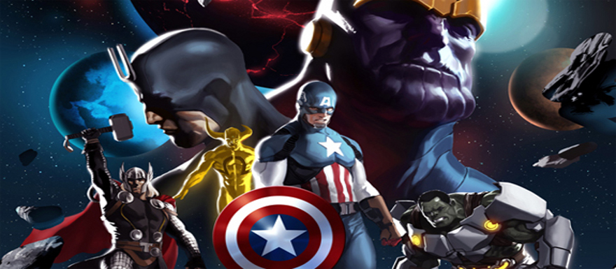 INFINITY the next big event from Marvel Comics gets a trailer!
