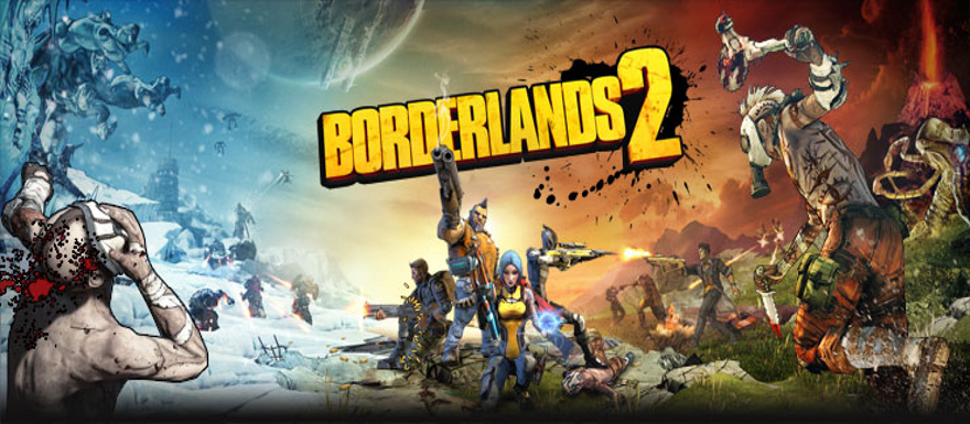 Borderlands 2 is coming to Playstation Vita and a look at what a retro side-scroller could look like!