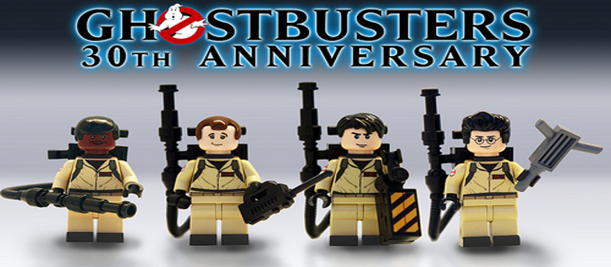 Ghostbusters 30th Anniversary LEGO set could be the next Cuusoo set!