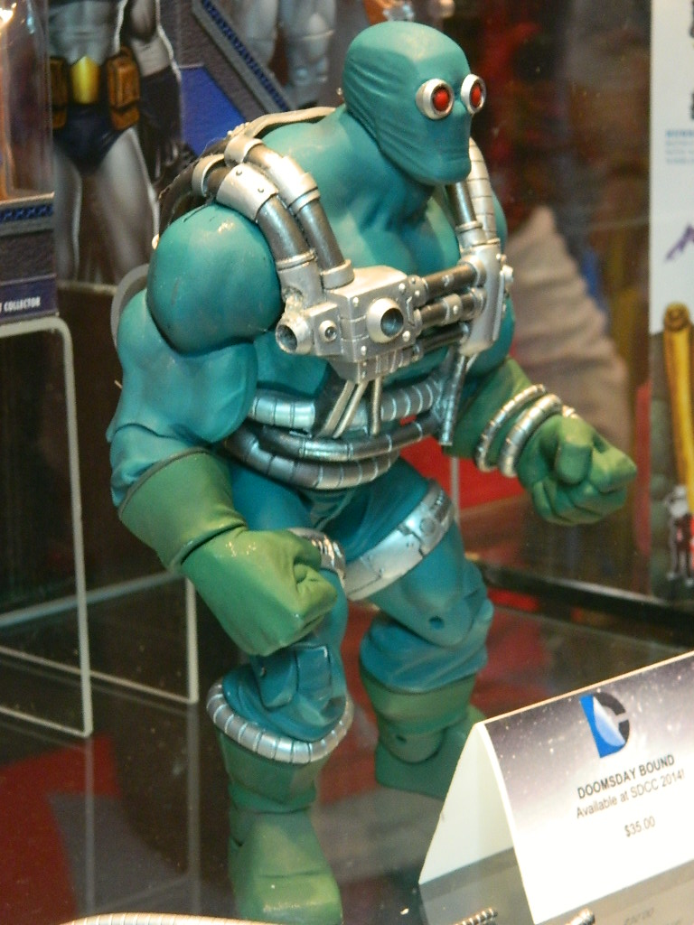 Dc Universe Classics Doomsday Containment Suit 02 Don T Forget A Towel