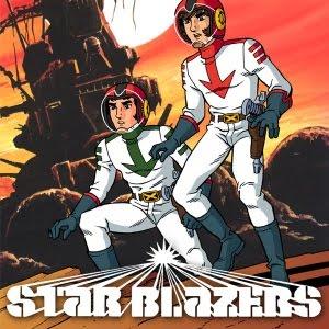 Starblazers Intro - YouTube