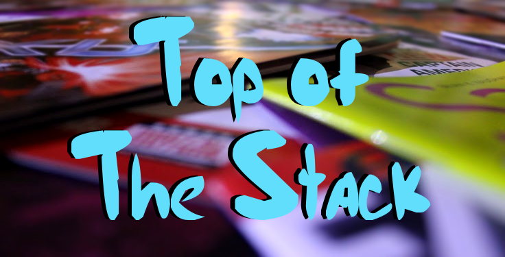 Top of the Stack: Comic Book New Releases 6/13/18