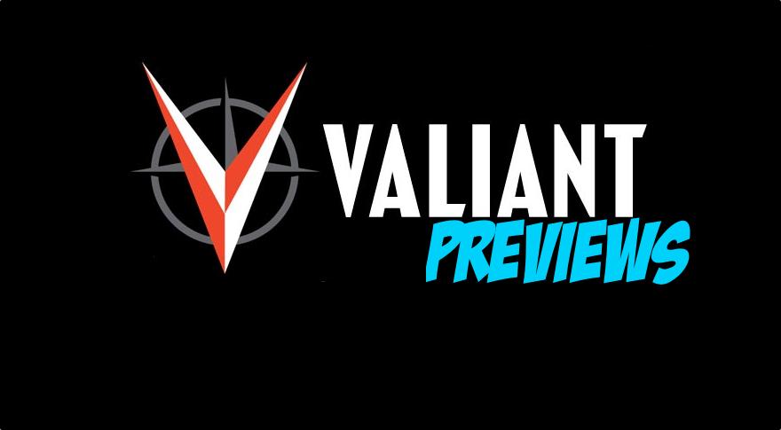 Valiant Previews: Valiant High #2
