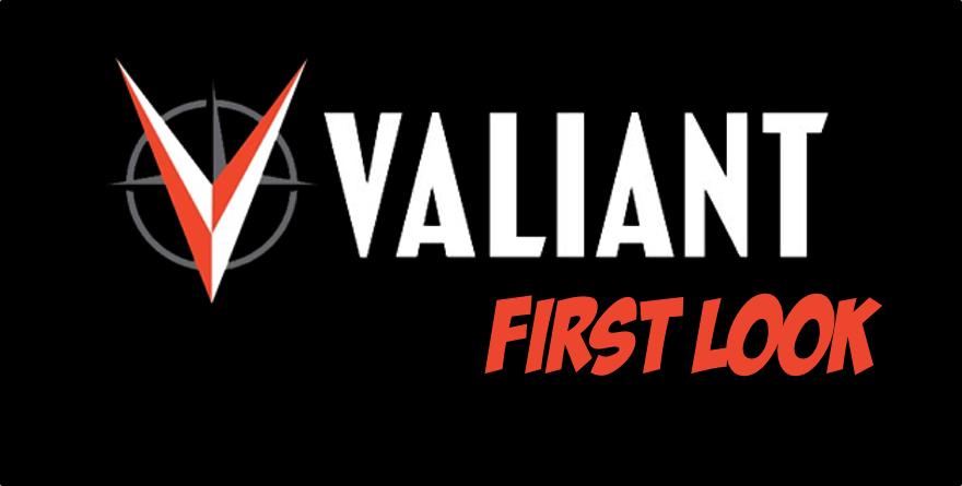 Valiant First Look: Bloodshot Salvation #12