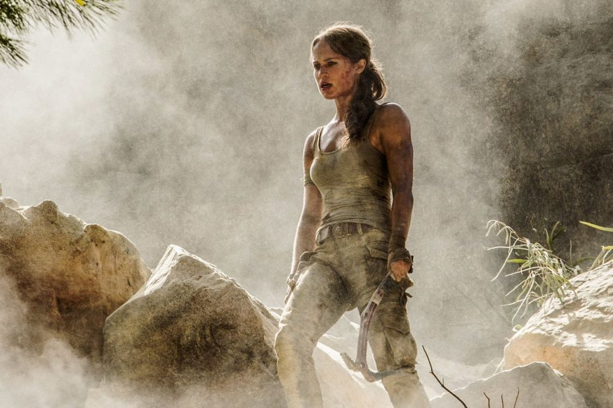 Tomb Raider reboot trailer is finally here!