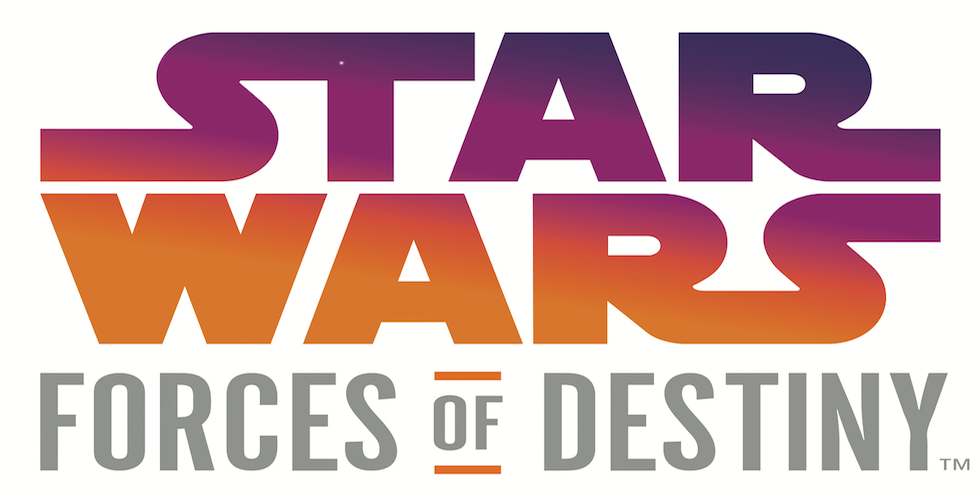 Star Wars Forces of Destiny comic book series coming from IDW!