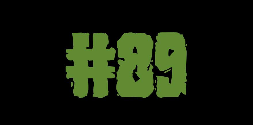 Gourmet Scum Radio records their 89th episode!