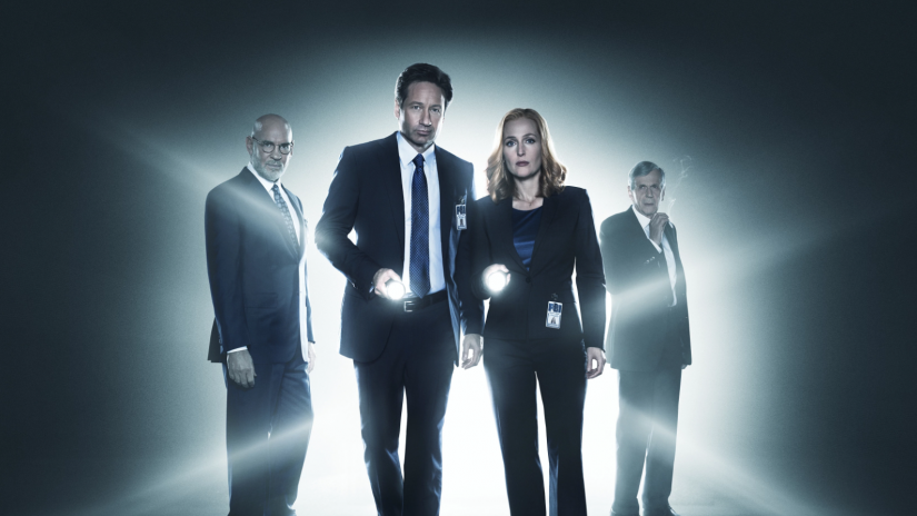 X-Files Season 11 trailer arrives at NYCC!