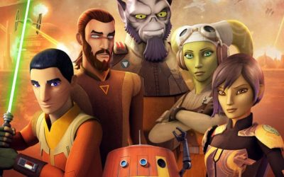 Towelite Talk presents Star Wars Rebels Recap Pt.1