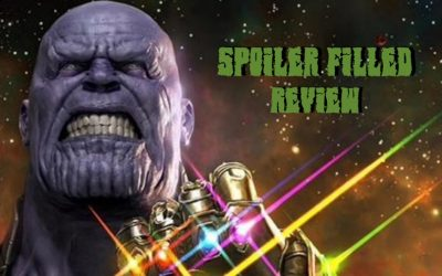 Gourmet Scum Radio and The SPOILER HEAVY review of Avengers Infinity War