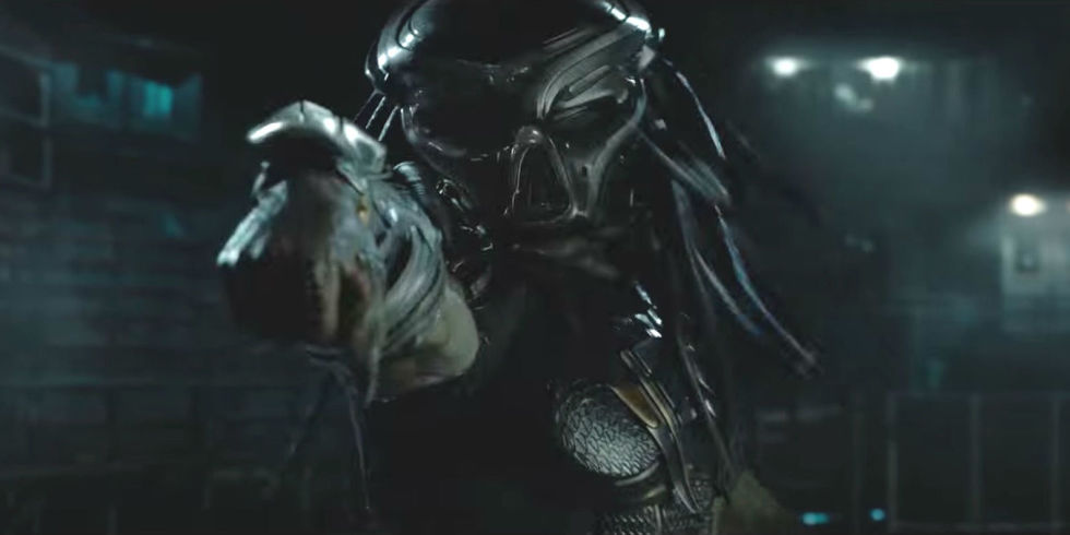 Newest Predator trailer is EXACTLY the Predator trailer we needed!