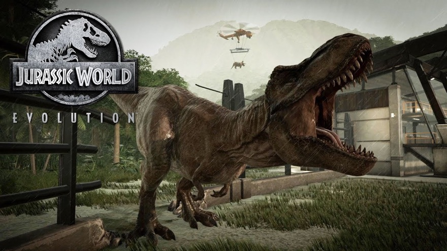 Life Finds a Way in Jurassic World Evolution trailer!